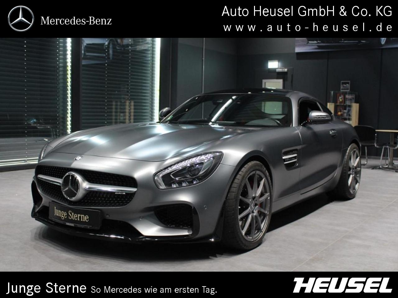 Mercedes-Benz AMG GT S Edition1*designo*Heckflügel*, Jahr 2015, Benzin