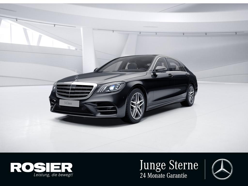 Mercedes-Benz S 450 4M L AMG Sport, Jahr 2020, Benzin