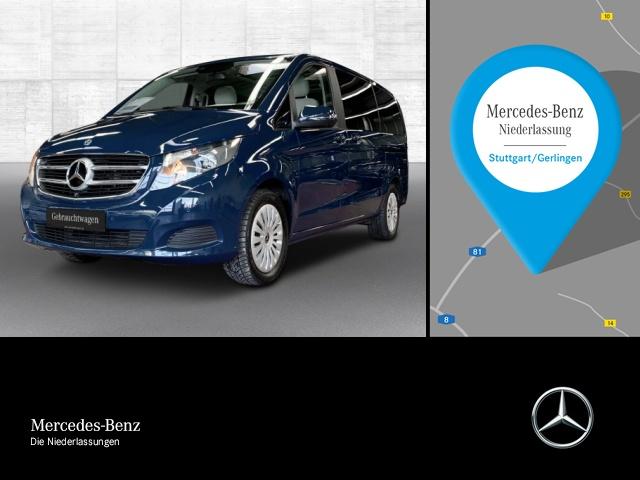 Mercedes-Benz V 250 d lang 360° Pano Navi Klimaautom PTS Temp, Jahr 2017, Diesel