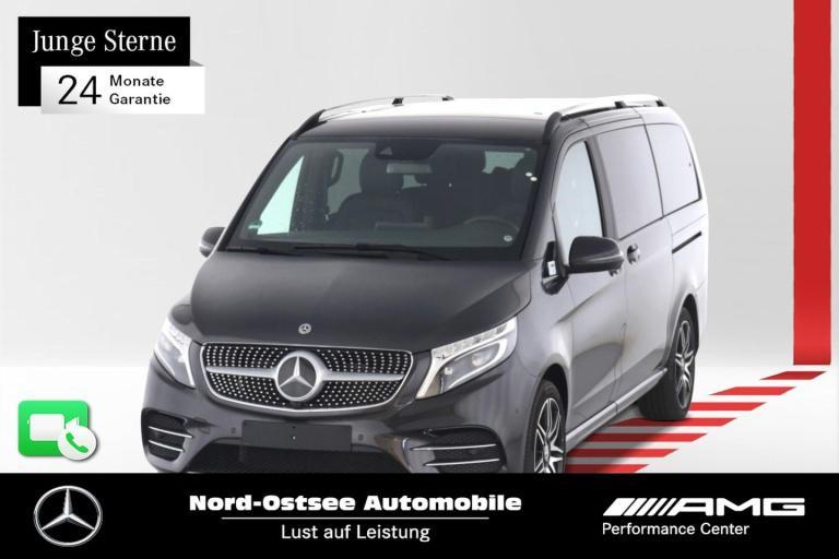Mercedes-Benz V 250 Edition AMG Allrad Pano AHK 7-Sitze Kamera, Jahr 2020, Diesel