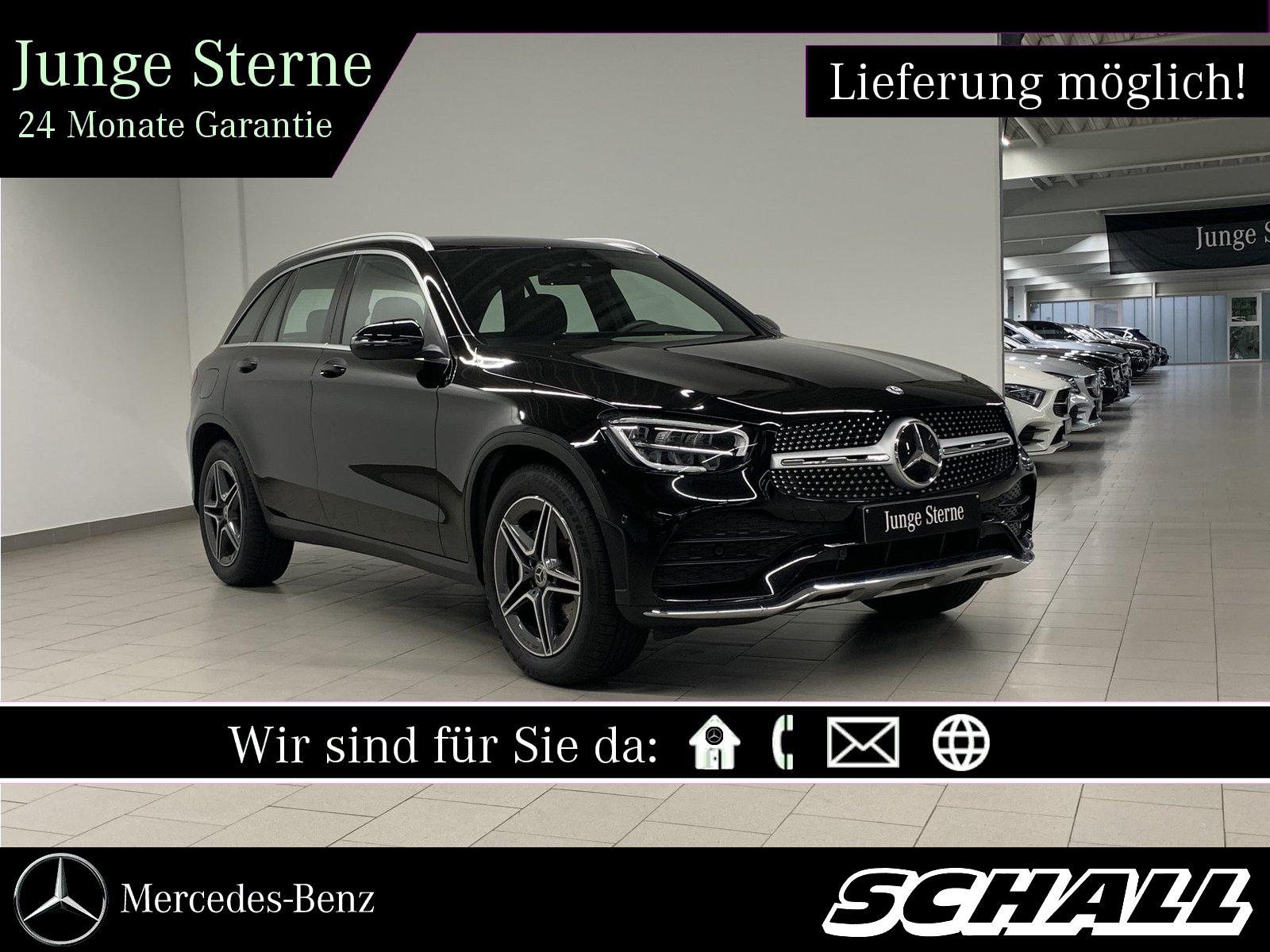 "Mercedes-Benz GLC 400 d 4M AMG+PANO+LED+NAVI+KAMERA+19""AMG, Jahr 2020, diesel"