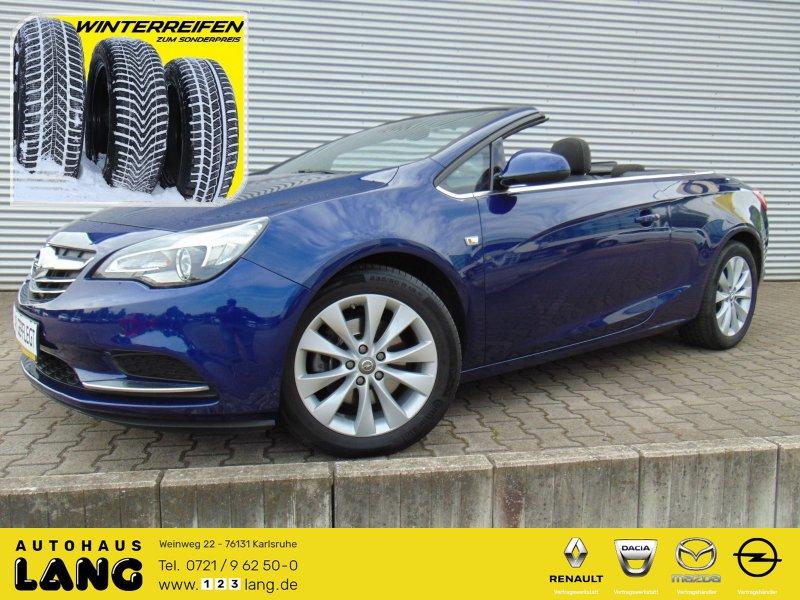 Opel Cascada 1.4 Turbo Edition PDC Tempomat, Jahr 2013, Benzin
