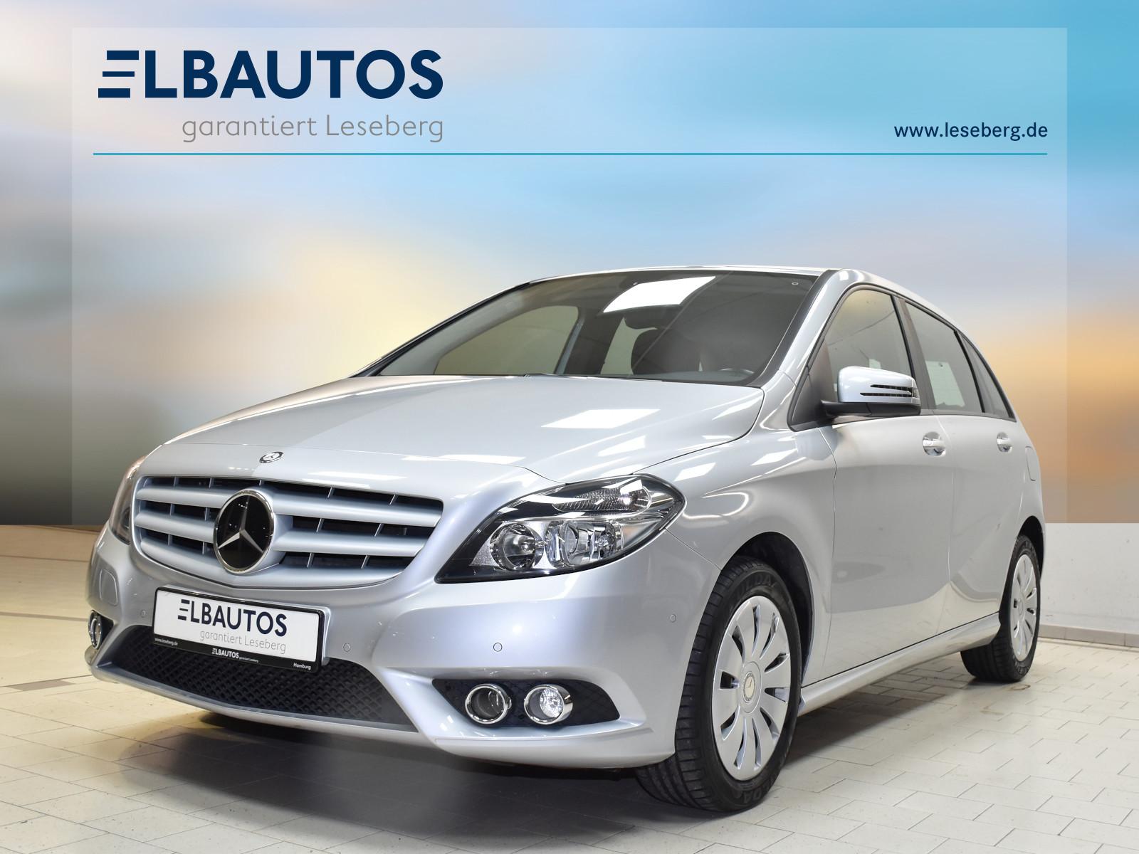 Mercedes-Benz B 220 CDI BE Rückfahrkamera/Navi/7G/Sitzheizung, Jahr 2014, Diesel