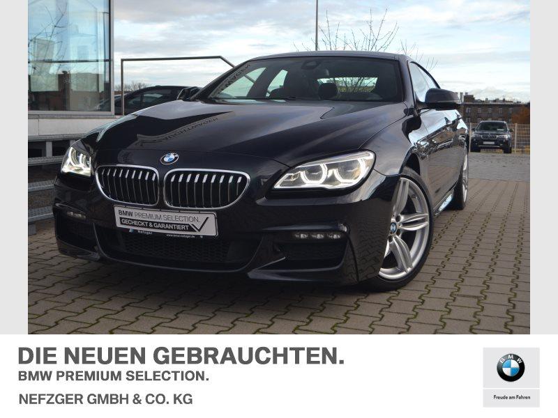 BMW 640d Gran Coupé M Sportp. Head-Up Adap. LED GSD, Jahr 2016, Diesel