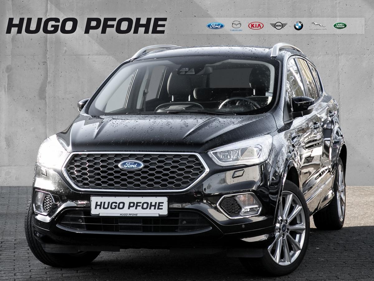 Ford Kuga Vignale1.5 EcoBoost 1.Hand*Unfallfrei*Navi., Jahr 2017, Benzin