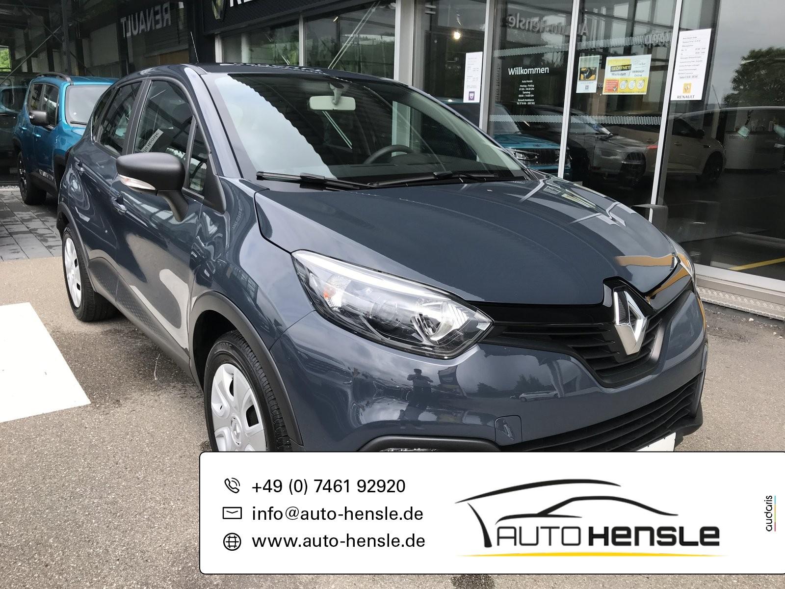 Renault Captur Expression, Jahr 2015, Benzin