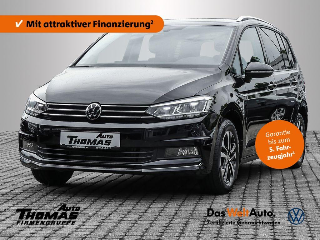 "Volkswagen Touran ""Comfortline"" 1.5 TSI DSG AHK+ACC+7SITZER, Jahr 2020, petrol"
