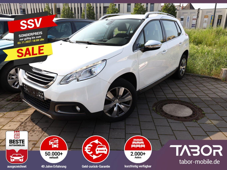Peugeot 2008 1.2 VTi 82 ETG5 Allure CityP Klimaaut. PDC, Jahr 2014, Benzin