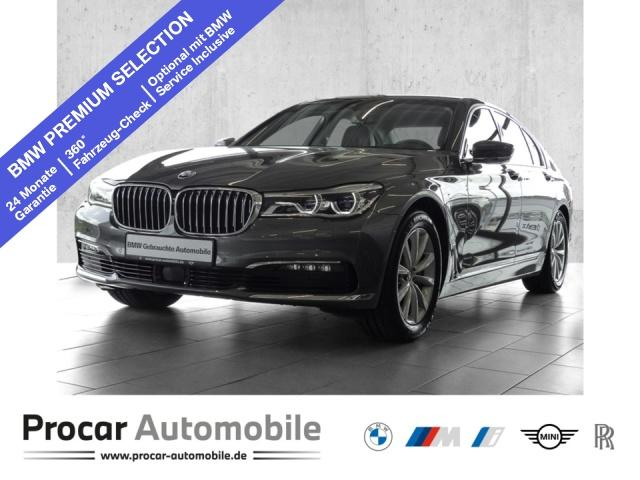 BMW 730d xDrive Innovationsp. Navi Prof. Head-Up AHK, Jahr 2018, Diesel