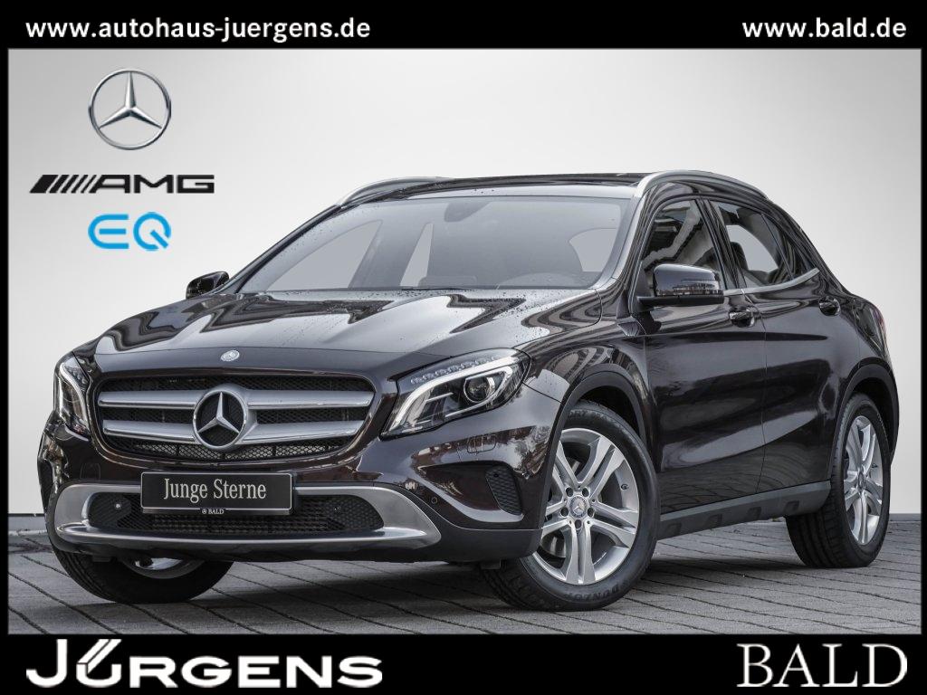 Mercedes-Benz GLA 250 4M Urban/Navi/Xenon/Leder/Pano/Exklusiv, Jahr 2017, Benzin