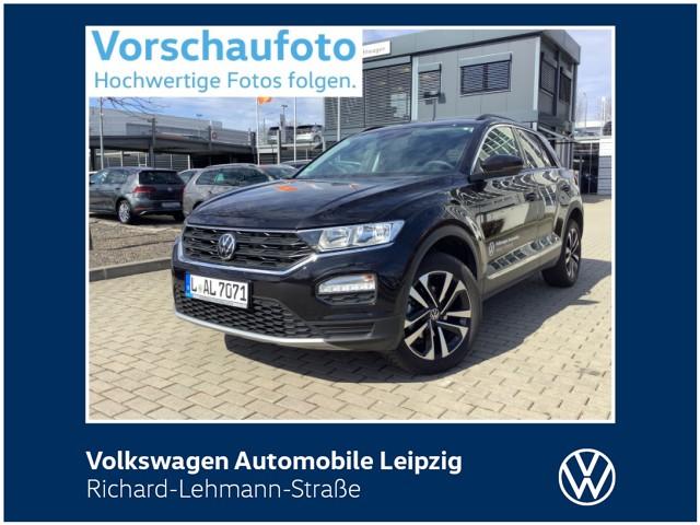 "Volkswagen T-Roc ""UNITED"" 1.5 TSI ACT DSG *Navi*Lane Assist*, Jahr 2020, petrol"