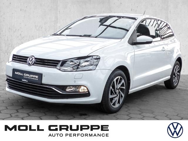 Volkswagen Polo 1.4 TDI Sound Comfortline NAVI ALU CLIMATRONIC, Jahr 2017, Diesel