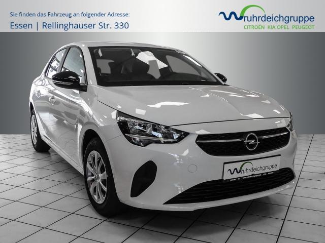 Opel Corsa F Edition 1.2 Klima + SHZ + PDC, Jahr 2020, Benzin