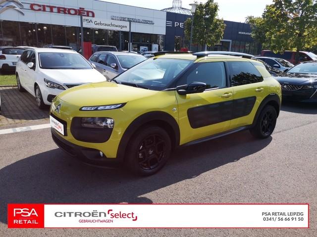 Citroën C4 Cactus PureTech 82 Selection/ Navi/ Bluetooth/ Kamera, Jahr 2016, Benzin