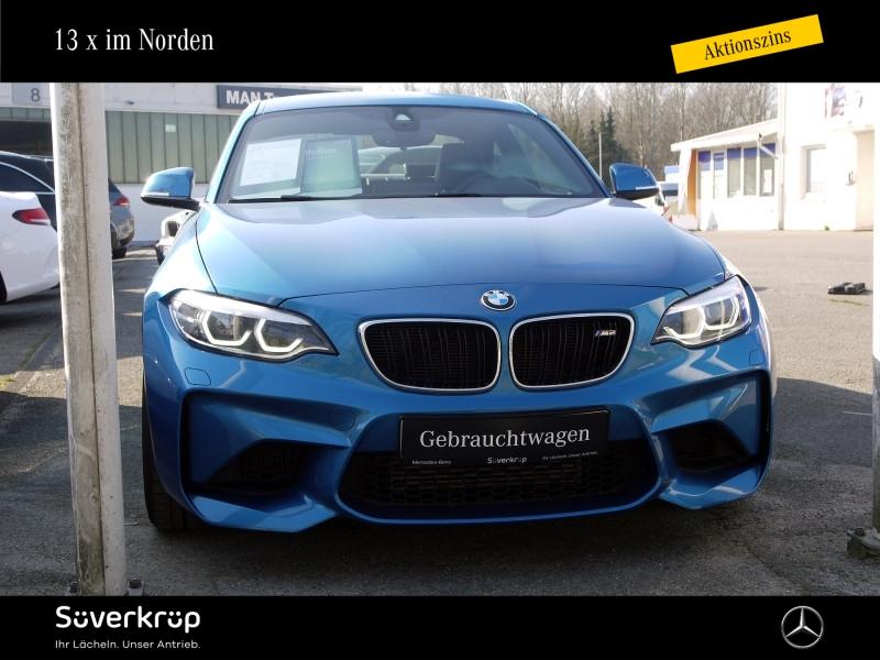 BMW M2 Navi Harman LED Kamera Memory, Jahr 2018, Benzin