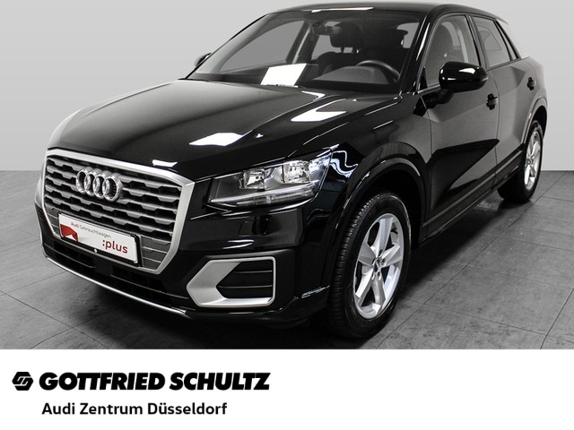 Audi Q2 sport 1.6 TDI S-tronic 85(116) KW(PS) Anschlussgarantie bis 20.02.2024 o. 100.000 km, Jahr 2019, Diesel