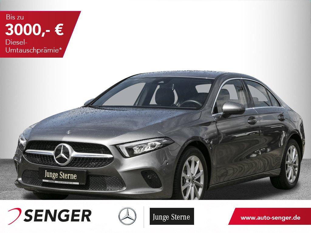Mercedes-Benz A 200 Limousine *Progressive*Display digital*LED, Jahr 2020, Benzin