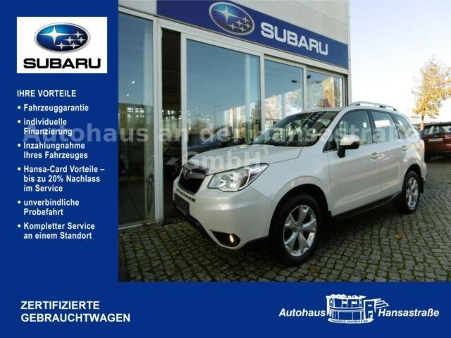 Subaru Forester 2.0D Exclusive Sitzheizung Schiebedach, Jahr 2014, Diesel