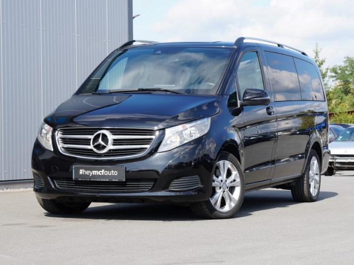Mercedes-Benz V 250 EDITION lang *Navi*AHK*Tisch*Standh.*RCam*, Jahr 2016, diesel