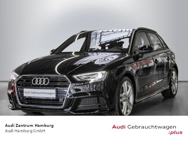 Audi A3 Sportback 1,5 TFSI sport S tronic S LINE NAVI XENON, Jahr 2018, Benzin