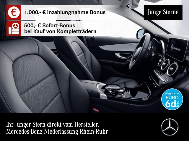 Mercedes-Benz C 180 Avantgarde LED Kamera Spurhalt-Ass SpurPak, Jahr 2019, Benzin