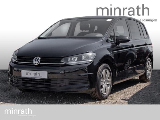 Volkswagen Touran Trendline BMT 1.6 TDI Navi PDC Klima SHZ, Jahr 2016, Diesel