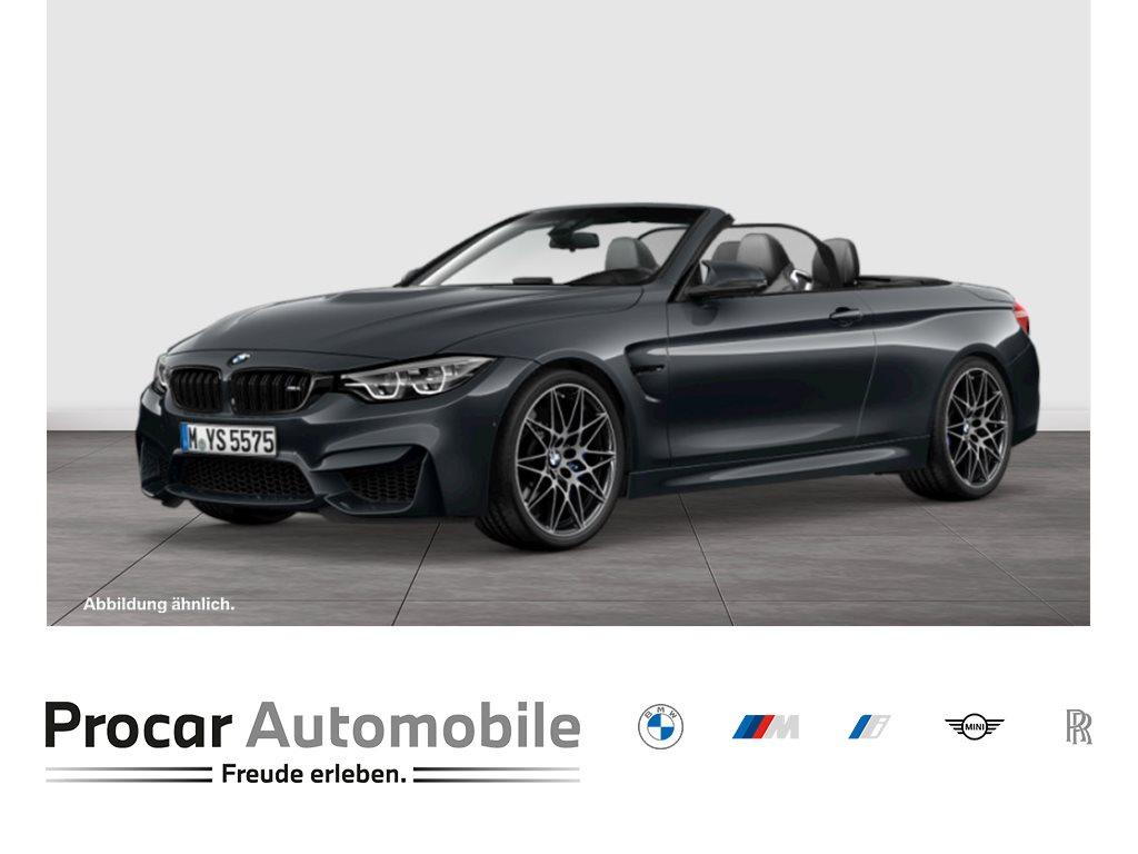 BMW M4 Cabrio Competition Head-Up H/K Adapt. LED, Jahr 2018, Benzin
