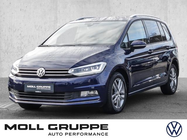 Volkswagen Touran 1.6 TDI Sound NAVI ALU PANORAMA CLIMATRONIC, Jahr 2017, Diesel