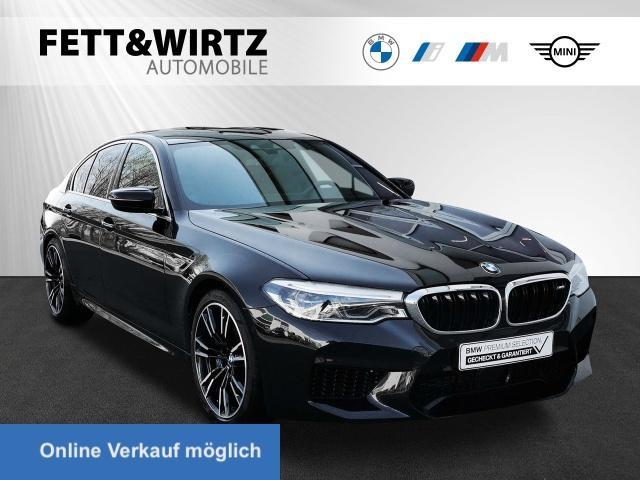 BMW M5 xDrive HUD Sitzbel 20'' H/K LR ab 1062,-br.o.A, Jahr 2020, Benzin