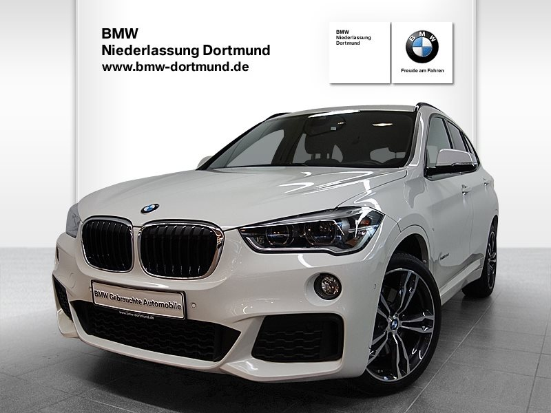 BMW X1 xDrive20d M Sportpaket, Jahr 2017, Diesel