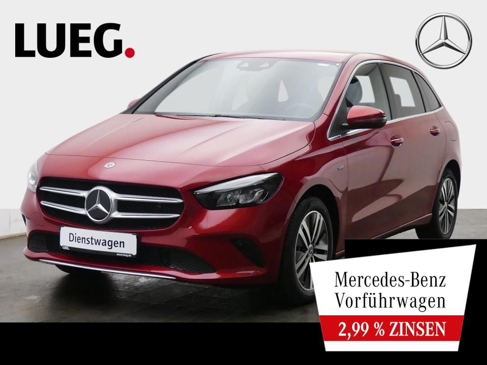 Mercedes-Benz B 250 e designo LACK+PROG+TOTW+AHK+LED+MBUX-HIGH, Jahr 2021, Hybrid