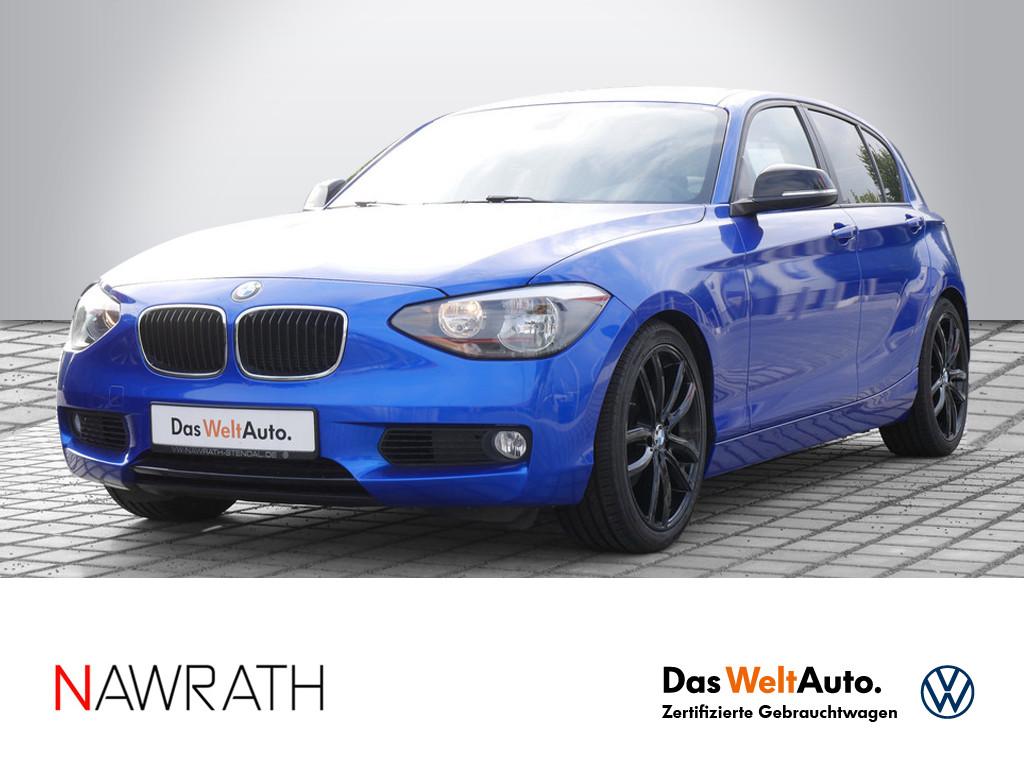BMW 118i, Jahr 2014, Benzin