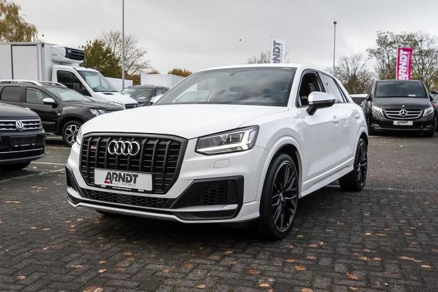 Audi SQ2 TFSI S tronic Black LED MMINavi SitzHZ PDC+, Jahr 2019, Benzin