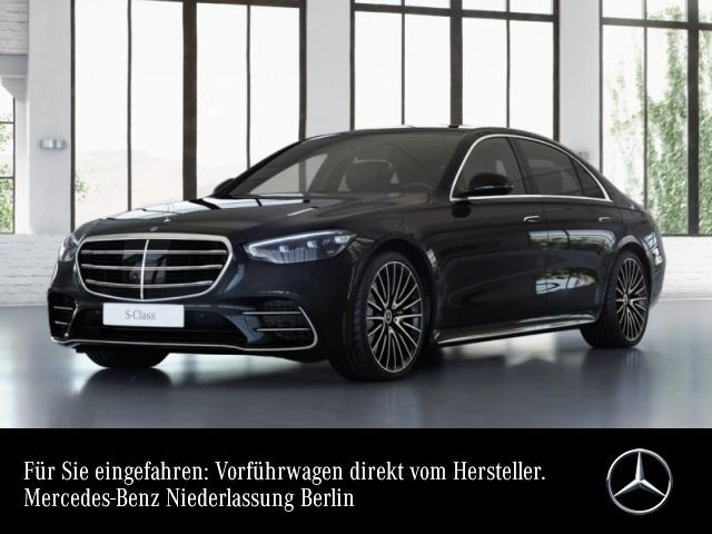Mercedes-Benz S 500 L 4M AMG+Pano+DIGITAL-L+Burmester3D+Fahrass, Jahr 2021, Benzin