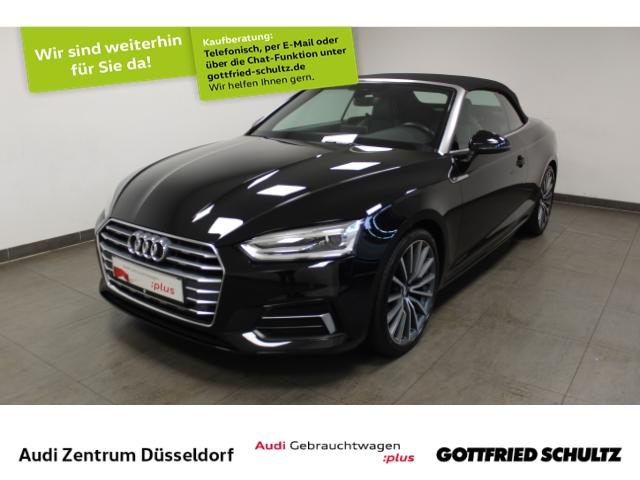 Audi A5 Cabrio 2.0 TFSI S line tronic Sport, Jahr 2018, Benzin