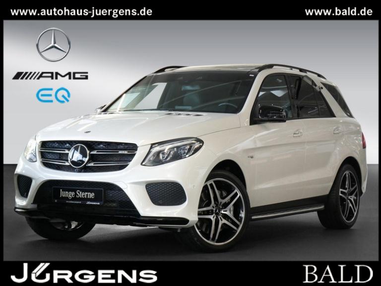 Mercedes-Benz GLE 43 AMG 4M Comand/ILS/Pano/360/HarmanK/Memo, Jahr 2017, Benzin