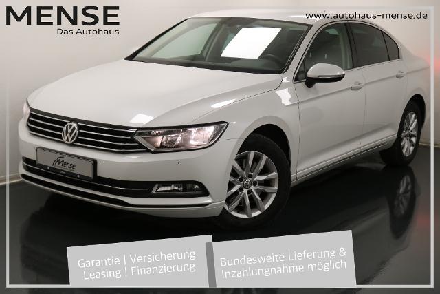 Volkswagen Passat 1.6 TDI Comfortline Navi ACC FrontAssist, Jahr 2015, Diesel