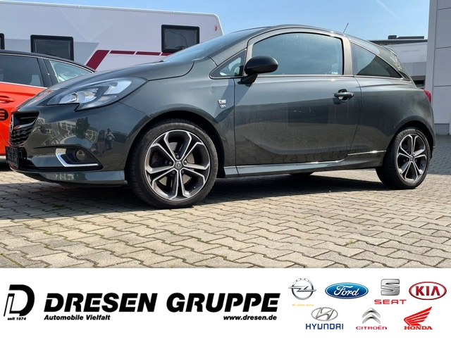 Opel Corsa E 1.4T-150PS-6Gang/OPC-Line/ColorEdition Radio4.0Intelli+Touch/WinterPaket/PDC/Climatronic, Jahr 2017, Benzin