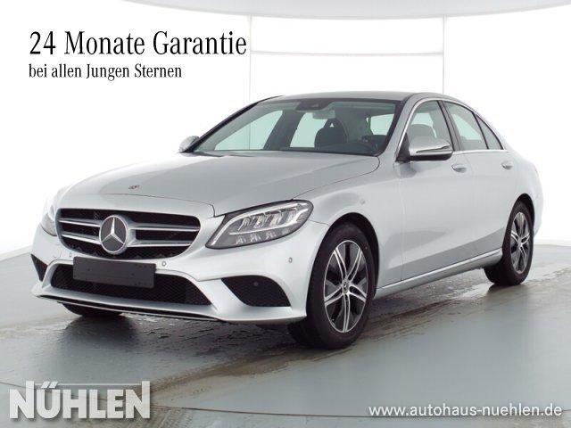 Mercedes-Benz C 180 AVANTGARDE Exterieur+LED+Park-Assist+Klima, Jahr 2020, Benzin