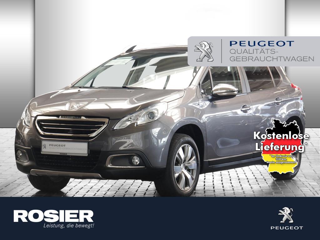 Peugeot 2008 1.2 PureTech 82 Style, Jahr 2015, Benzin