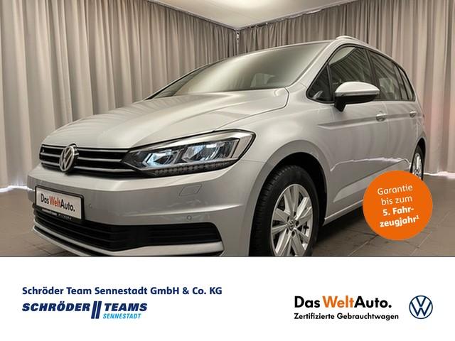 Volkswagen Touran 1.5 TSI Comfortline 7-Sitzer,LED,Navi,Telefon, Jahr 2020, Benzin