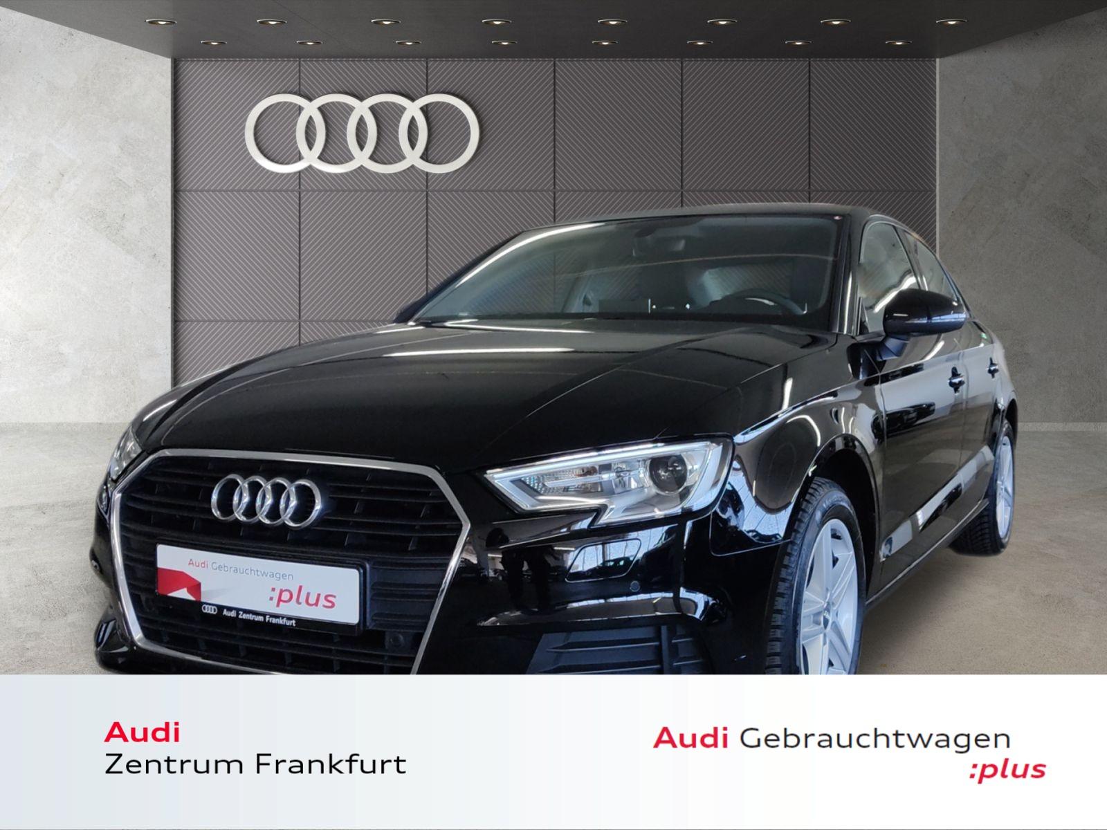 Audi A3 Limousine 30 TFSI Navi Xenon Tempomat PDC Sitzheizung, Jahr 2019, Benzin