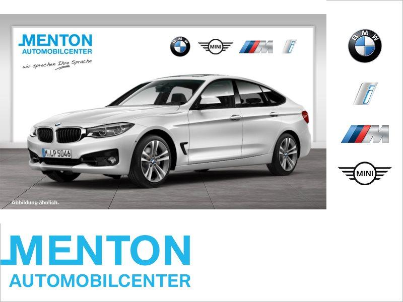 BMW 340i xDrive Gran Turismo Sport Line HUD PDC RfK Komf.Zug. Pano.Dach Sitzh. Navi. AHK, Jahr 2018, Benzin