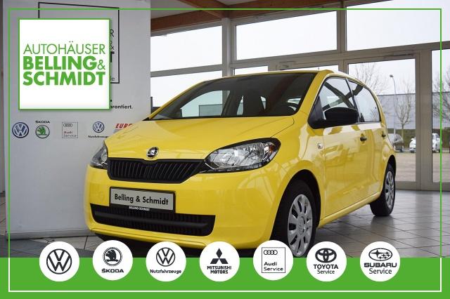 Skoda Citigo 1.0 Active Cool Edition Klima DAB, Jahr 2016, Benzin