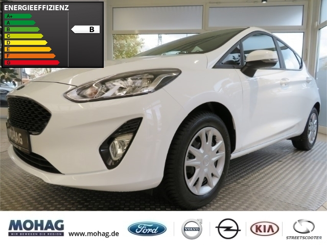 Ford Fiesta Cool&Connect 1.1 *Sitz.-elekt. Fenster* -EU6d-T-, Jahr 2020, Benzin