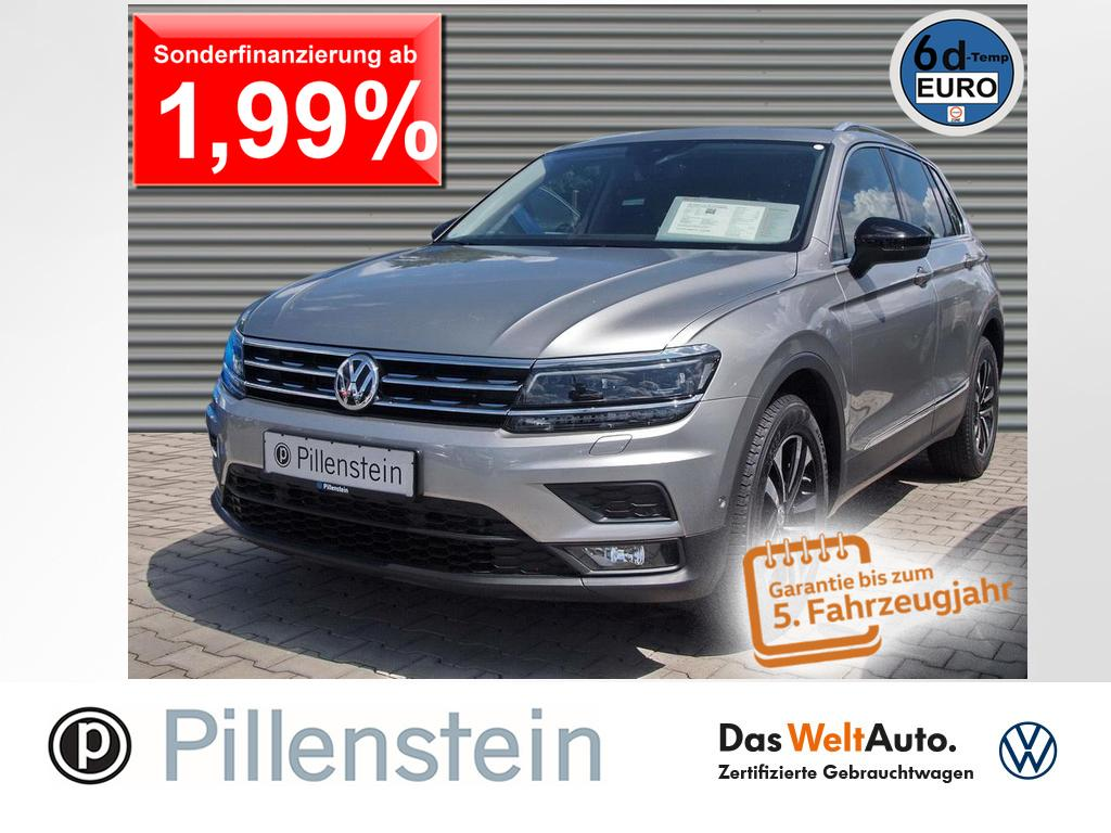 Volkswagen Tiguan 1.5 TSI Comfortline LED ACC PANO KAMERA, Jahr 2020, Benzin