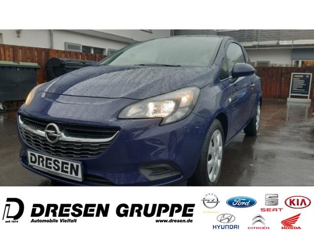 Opel Corsa E Selection 1.3 CDTI KLIMA/RADIO/FH elektr./ABS/ESP, Jahr 2016, Diesel