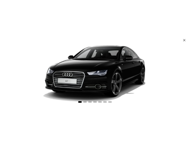 Audi A7 Sportback 3.0 TDI S tronic 19+Schiebedach+Navi+SitzHZG+HUD+PDCplus+LED-Scheinwerfer+++, Jahr 2016, Diesel