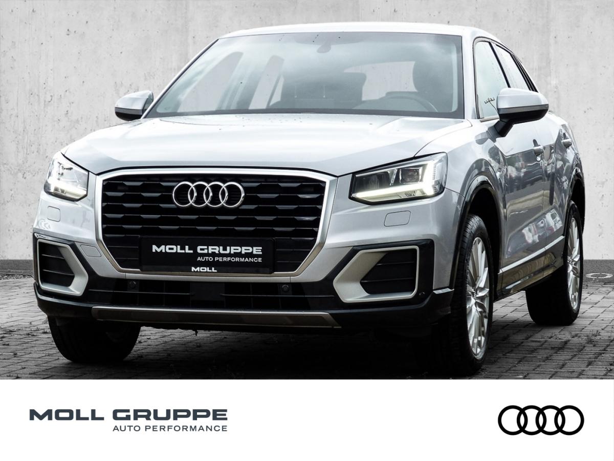 Audi Q2 Design 30 TFSI LED Navi Bremsass Lichtass, Jahr 2019, Benzin