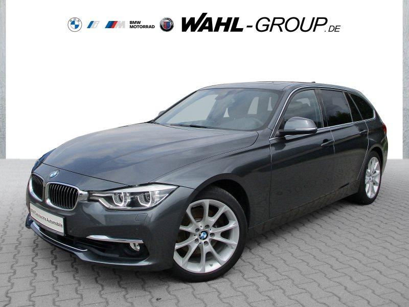 BMW 325d Touring Aut. Luxury Line Navi Prof. Pano.Dach, Jahr 2017, Diesel